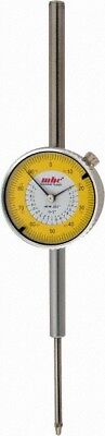 Value Collection 2 Inch Range 0-100 Dial Reading 0.001 Inch Graduation Dial...