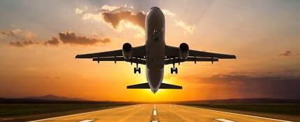Virgin Velocity Return Flight Perth TO or FROM Bris, Syd or Melb