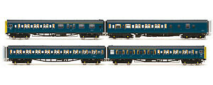 Hornby-R2946-BR-Blue-Class-423-VEP-4-Car-Set-New-Boxed