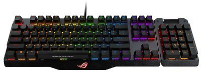 ASUS ROG Claymore Cherry MX Red Mechanical Gaming Keyboard