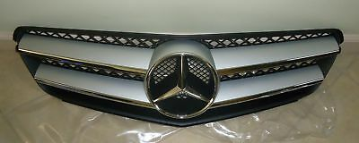 2012-2013 MERCEDES C250 C350 C-CLASS COUPE ONLY W204 ORIGINAL GRILL OEM GRILLE