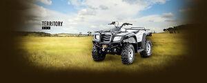 Crossfire, Territory, 500cc, ATV Farm Quad Thornton Maitland Area Preview
