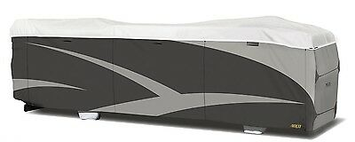 "Adco 34826 Designer Series DuPont Tyvek Class A Motorhome Cover - Fits 34' 1""- 3"