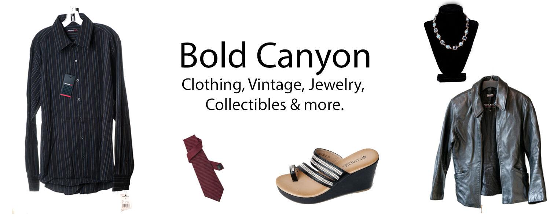 Bold Canyon