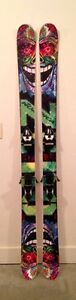 Nordica Zero 184 Skis & Head Project 27.5 Boots
