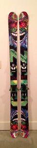 Nordica Zero 184 Skis & Head Project 27.5 Boots