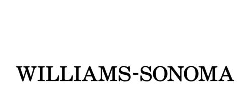 Williams Sonoma 15% Off Discount Online only