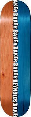 BAKER Andrew Reynolds Middle Logo 8.0 B2 Skateboard Deck