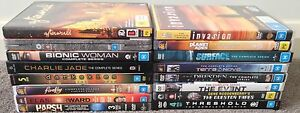 16 DVD Series for sale (no trades) Broadmeadows Hume Area Preview