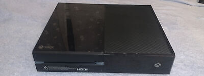 Microsoft Xbox One Black Console Model 1540 *Ready To Go* Console Only