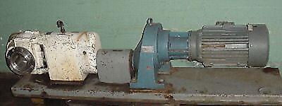5 Flange Lobeflo Positive Displacement Pump Aplv 500-used