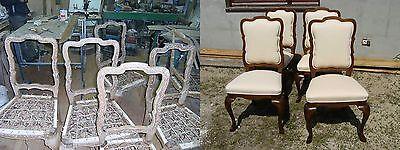 Antiker Stuhl um 1850 - fachgerecht restauriert - ohne Armlehne