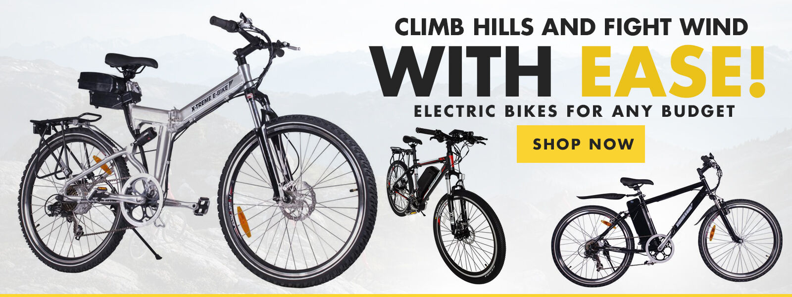Electric Bike City