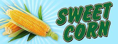 Sweet Corn Banner 60x156 5x13 Free Shippingcustomization