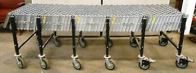 Best Flex Portable 7 To 18 Expandable Skate Wheel Roller Conveyor