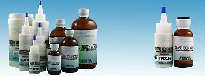 Motloid Coldpac Dental Tooth Acrylic Powder 8oz - Choose Shade