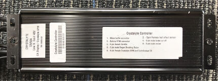 Electric Bike Controller - 72V50A Crystalyte Thebarton West Torrens Area Preview