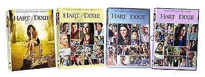 Hart (Heart) of Dixie Complete TV Series Seasons 1 2 3 4 Box / DVD Set(s) NEW!