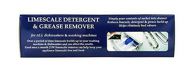 JYW Limescale Descaler Detergent Remover 12 Months Supply Washing Machines etc.