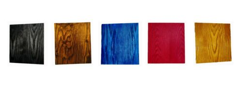 Keda Dye Wood Stain Kit Has 5 Wood Paint Colors For Timber Coloring and Finish