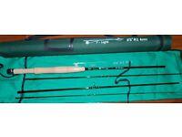 2WT V-Light Fly Fishing Rod 6 1//2 Ft  4 Sec.with Rod Tube   FREE 3 DAY SHIPPING