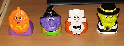 McDonald's 1998 Vintage Nerd Halloween Candy Dispensers