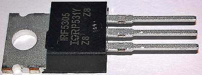 10 x IRF5305 P-Channel Mosfet bis 31A