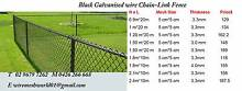 Fence/Wire Mesh/Post/Temporary fence [GST included] Arndell Park Blacktown Area Preview