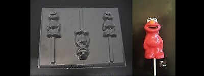 ate Soap Candy Gummy Mold  (Elmo Candy)