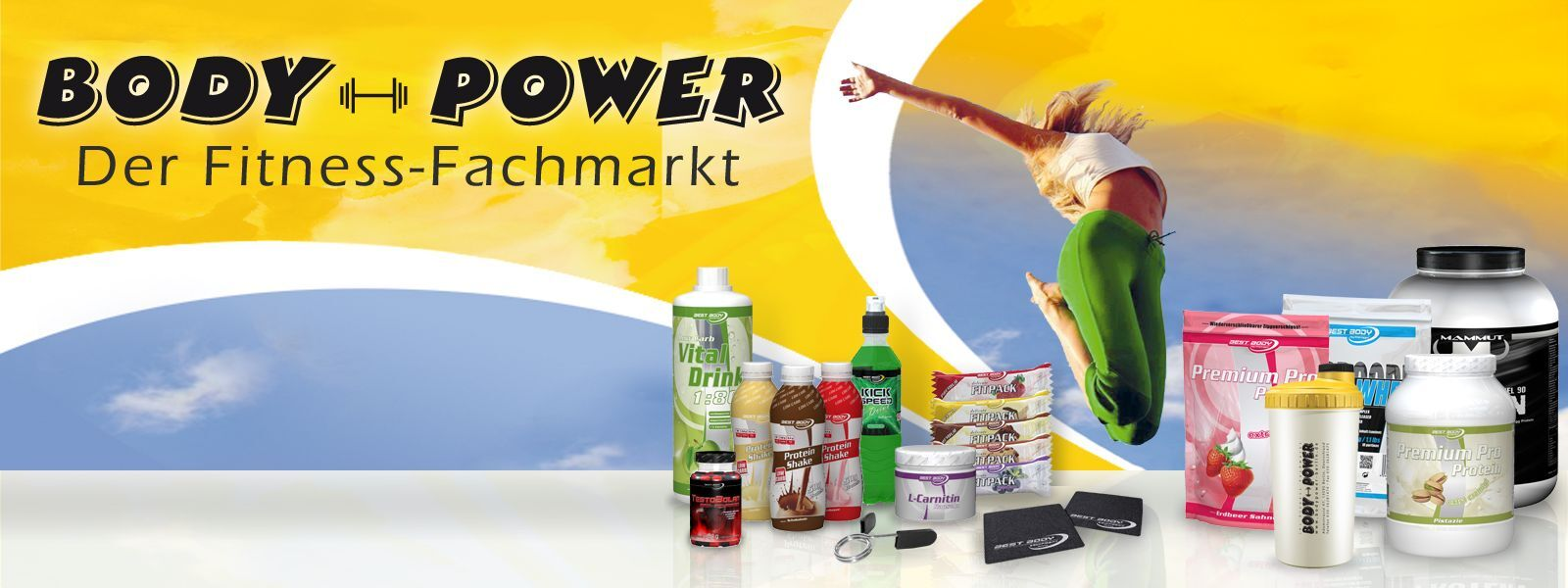 Body Power Der Fitness Fachmarkt