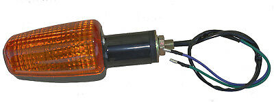 <em>YAMAHA</em> YBR125 STYLE INDICATOR WINKER 2005 2014 FRONT OR REAR LEFT O