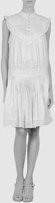 Tara Jarmon Victorian Style Cotton Dress