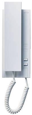 Ritto 1663073 Elegant Wohntelefon weiß ohne Mithörsperre kein Etagenruf