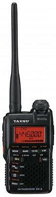 Yaesu VX-3R VHF/UHF Handheld Amateur Transceiver - Authorized Yaesu Dealer