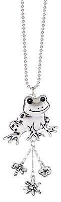 Car Charm - Frog - Hang from Your Rear View Mirror!