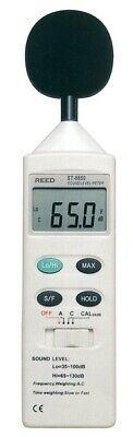 Reed St-8850 Digital Sound Level Meter Type 2