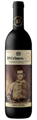 19 Crimes Rotwein aus Australien Red Wine - 750ml /13,5 % Vol