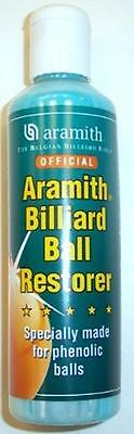 Aramith Pool Ball Restorer - Great Product - FREE SHIPPING