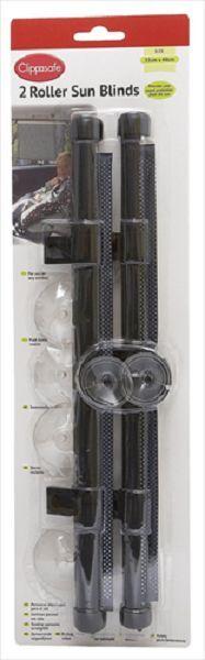 Clippasafe Roller Blind (2-Pack)