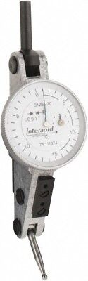 Interapid 0.06 Inch Range 0.001 Inch Dial Graduation Horizontal Dial Test ...