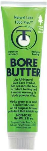 Thompson Center Natural Lube 1000 Plus Bore Butter Tube, Pine Scent~ 31007409