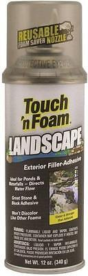 New Touch N Foam 4001141212 Landscape Expanding Foam Spray Insulation 4477394