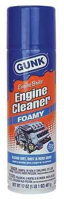 GUNK ENGINE CLEANER FOAMY FORMULA 17 0Z CANS (14 CANS) - Gunk Engine Cleaner