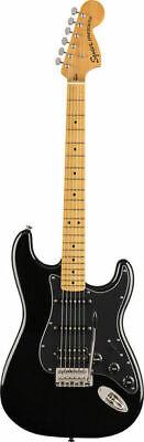 Fender chitarra elettrica Stratocaster Squier Classic Vibe 70s HSS Black 4/4