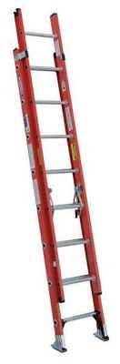 Extension Ladder Fiberglass 16 Ft. Type Ia Werner D6216-2