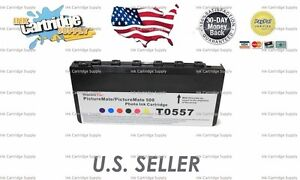Brand New Epson T5570 Replacement Photo Color Ink Cartridge PictureMate