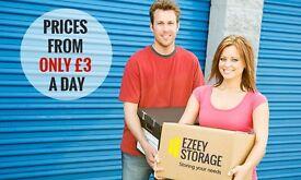 Ezeey Self Storage - Cheap, Safe, Trusted Storage