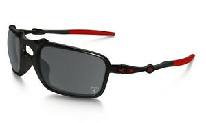 Oakley Badman Ferrari Limited Edition Brand New Sunglasses