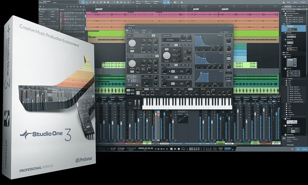 studio one 3 download