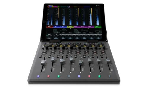 Avid S1 MIX Control Surface DEMO